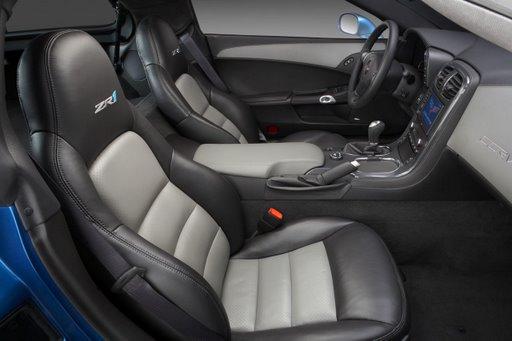 Picture of 2009 Chevrolet Corvette ZR1 1ZR, interior