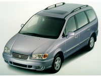 2000 Hyundai Trajet Overview
