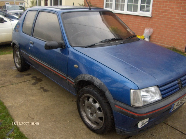 Picture of 1993 Peugeot 205, gallery_worthy