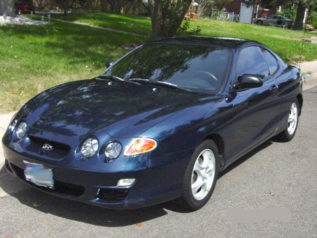 Picture of 2000 Hyundai Tiburon
