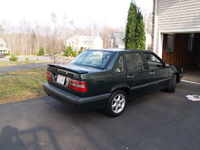 Picture of 1996 Volvo 850 4 Dr GLT Sedan, exterior