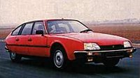 1980 Citroen CX Overview