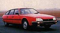 1980 Citroen CX Overview