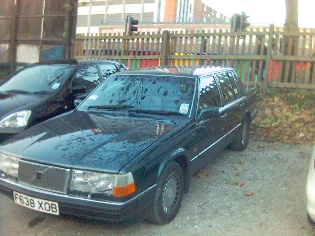 Volvo 340 Gle. 1988 Volvo 760, 1990 Volvo 760