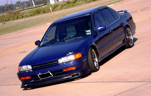 Picture of 1990 Honda Accord EX Coupe, exterior
