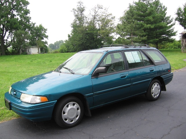 1994 Ford Escort LX Value 4 Door Sedan Prices and