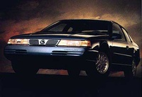 1994 Mercury Cougar 2 Dr XR7 Coupe picture, exterior