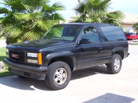 1993 GMC Yukon Overview