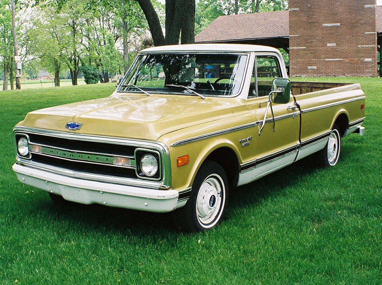 1970 Chevrolet C10 - Pictures - CarGurus