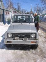 Picture of 1990 Suzuki Samurai, exterior