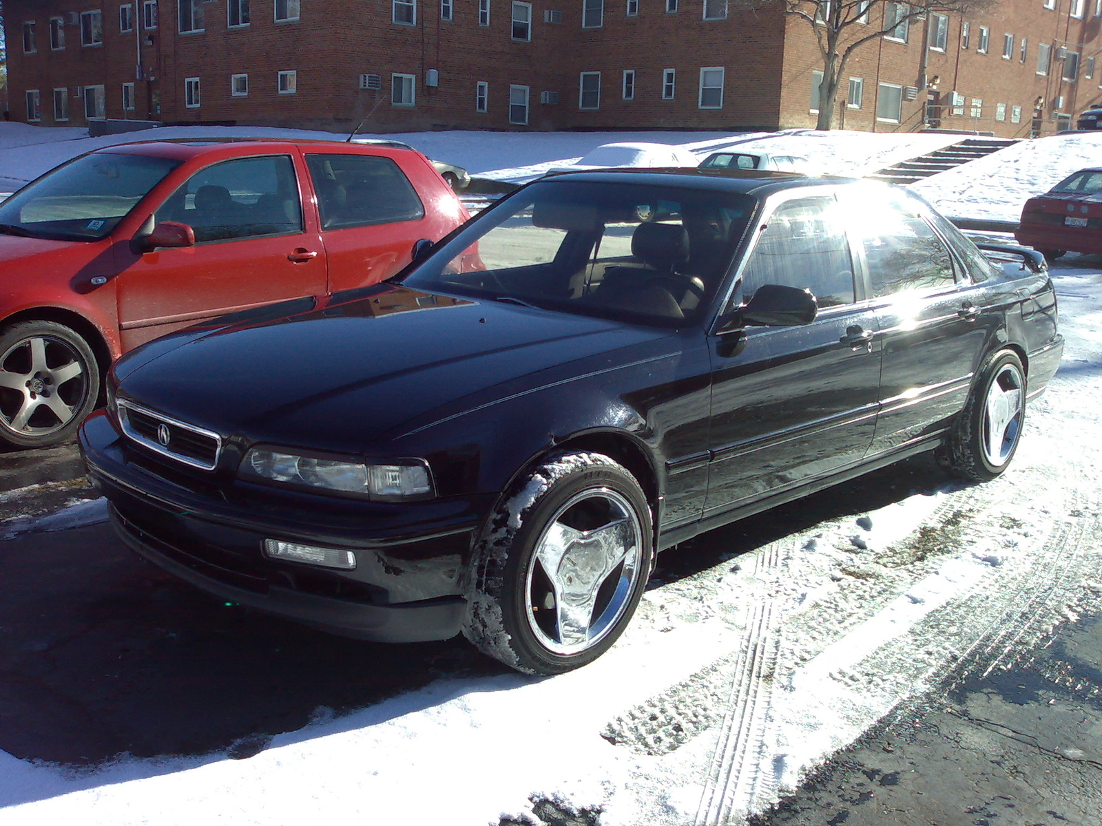 1993 Acura Legend - Pictures - CarGurus