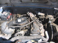 Picture of 1990 Suzuki Samurai, engine, gallery_worthy