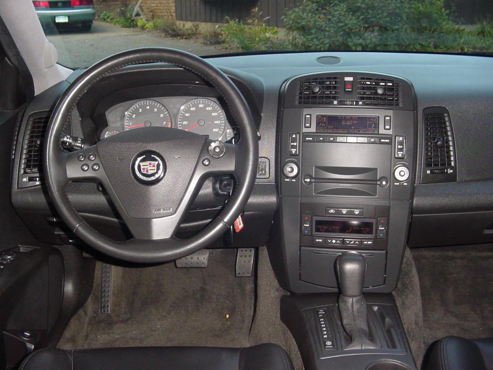 2005 Cadillac Cts Interior Pictures Cargurus