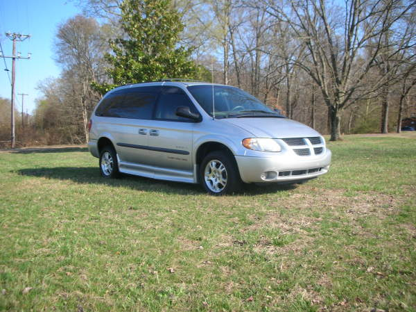 Picture of 2001 Dodge Caravan Sport
