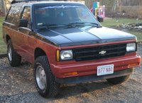 Picture of 1990 Chevrolet S-10 Blazer Sport 4WD SUV, exterior, gallery_worthy