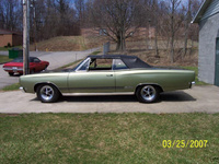 1968 Plymouth GTX, Picture of 1967 Plymouth GTX, exterior