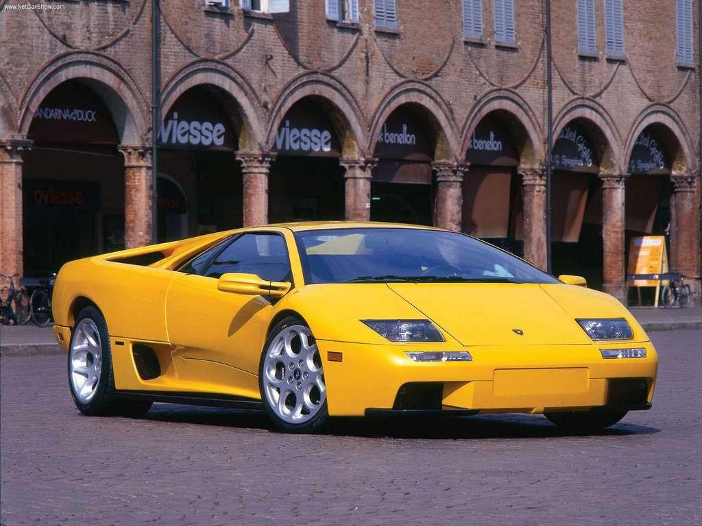 2001 Lamborghini Diablo Pictures Cargurus