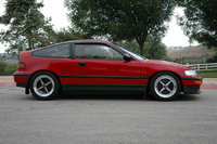 Picture of 1991 Honda Civic CRX CRX Si, exterior