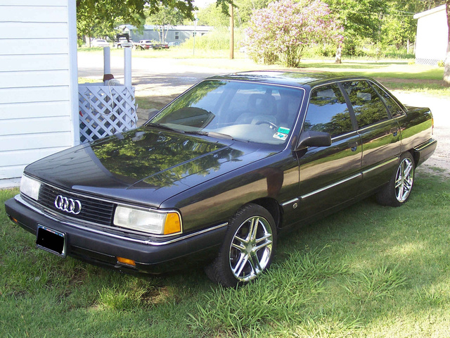 1991 audi 200 pictures cargurus. Black Bedroom Furniture Sets. Home Design Ideas