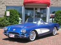 Picture of 1958 Chevrolet Corvette Convertible Roadster, exterior