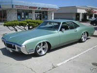 1969 Buick Riviera picture, exterior