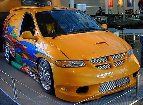 Picture of 1997 Dodge Caravan