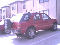Picture of 1992 Isuzu Rodeo 4 Dr S 4WD SUV, exterior
