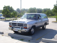 1988 Dodge Ramcharger picture