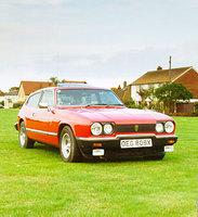 1982 Reliant Scimitar GTE Overview