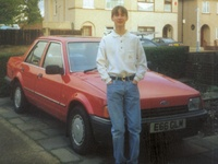 1987 Ford Orion Overview