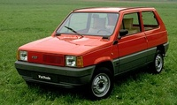 1982 FIAT Panda Overview