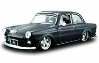 1970 Volkswagen 1600 Overview