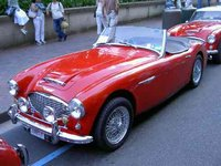 Picture of 1959 Austin-Healey 3000, exterior
