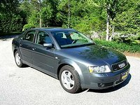 Picture of 2003 Audi A4 1.8T quattro Sedan AWD, exterior, gallery_worthy