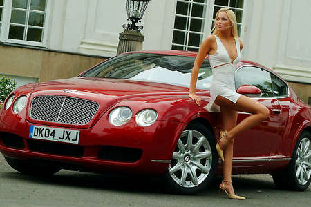 2004 Bentley Continental GT Pictures