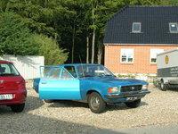 1974 Opel Rekord Overview