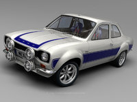 Picture of 1971 Ford Escort, exterior, gallery_worthy