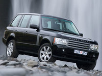 2007 Land Rover Range Rover Picture Gallery