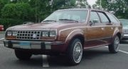 1988 AMC Eagle Overview