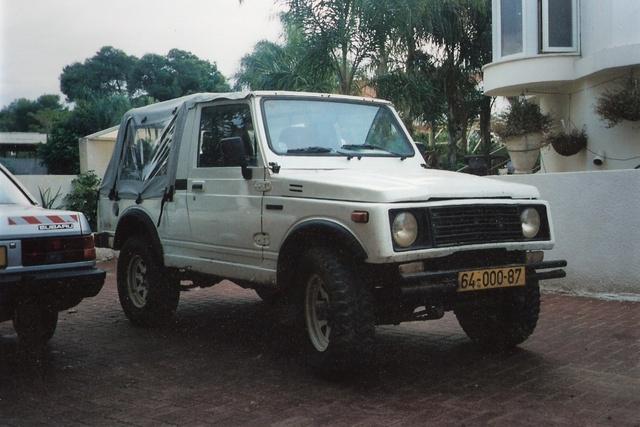 Picture of 1991 Suzuki Samurai