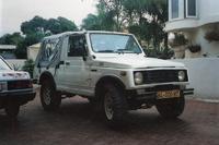 1991 Suzuki Samurai Overview