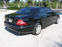 2003 Mercedes-Benz S-Class 4 Dr S55 AMG Sedan, Picture of 2003 Mercedes-Benz S55 AMG 4 Dr Supercharged Sedan, exterior
