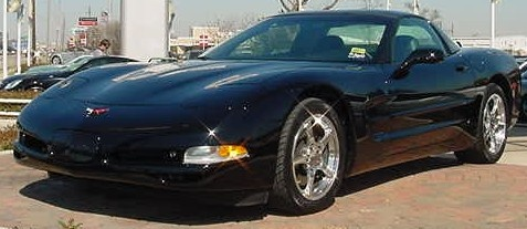 Picture of 2000 Chevrolet Corvette Coupe RWD