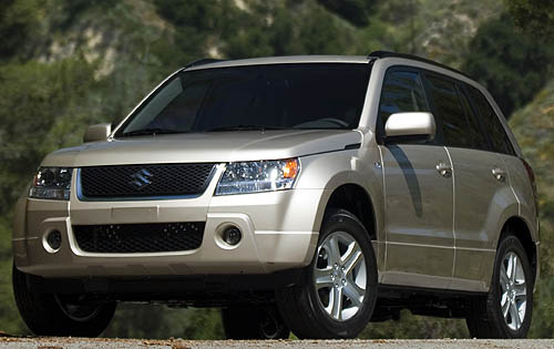Picture of 2008 Suzuki Grand Vitara Luxury, exterior