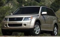 2008 Suzuki Grand Vitara Luxury picture, exterior