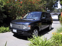 2003 Land Rover Range Rover Overview