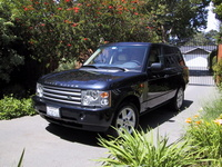 2003 Land Rover Range Rover Picture Gallery