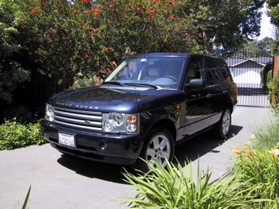 Picture of 2003 Land Rover Range Rover HSE