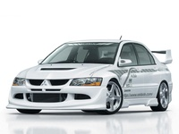 2003 Mitsubishi Lancer Evolution picture, exterior