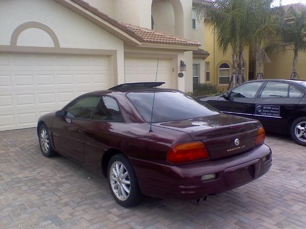 1997 chrysler sebring lxi coupe review. Black Bedroom Furniture Sets. Home Design Ideas